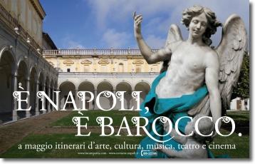 Maggio dei Monumenti 2010: E' Napoli, è barocco