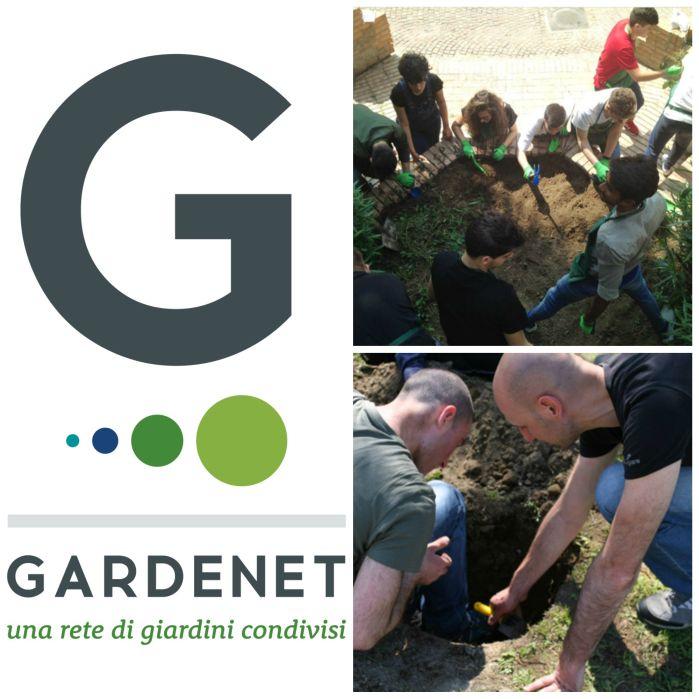GardeNet. Una rete di giardini condivisi