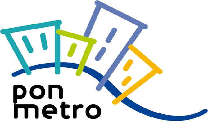 Logo del Pon Metro