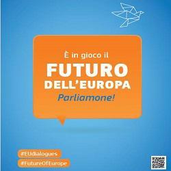 banner dialogo sull'europa