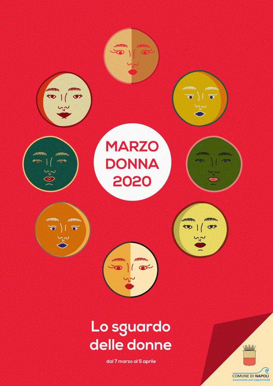 Marzo Donna 2020 - Lo sguardo delle donne