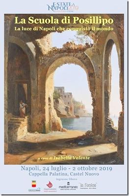 Mostra La scuola di Posillipo  La luce di Napoli che conquistò il mondo
