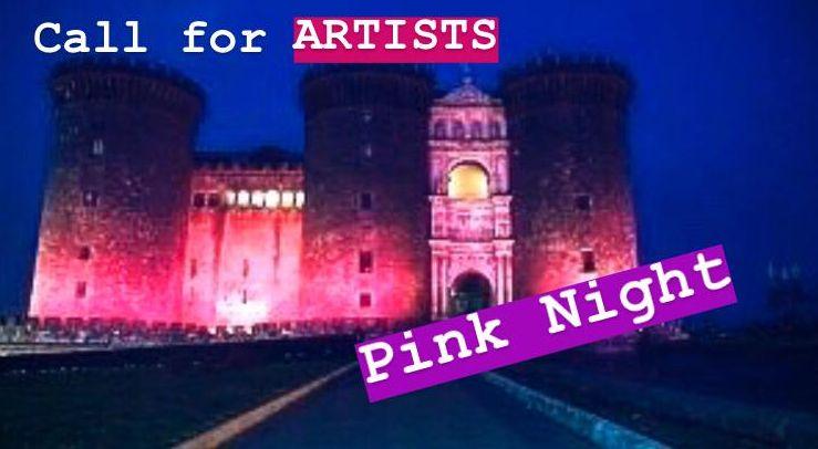 """Acquisizione di manifestazioni di interesse per la realizzazione della serata """"Pink Night 2020"""" nell'ambito della rassegna """"Marzo donna 2020 – Lo sguardo delle donne"""""""