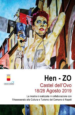 Hen-ZO. Personale di Enzo De Simone