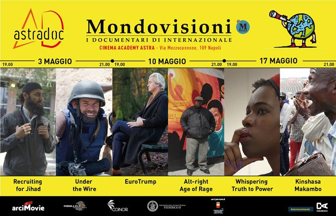 Mondovisioni – I documentari di Internazionale
