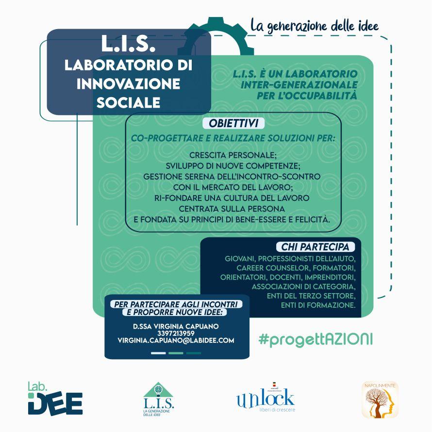 L.I.S. - Laboratorio Inter-Generazionale di Innovazione Sociale