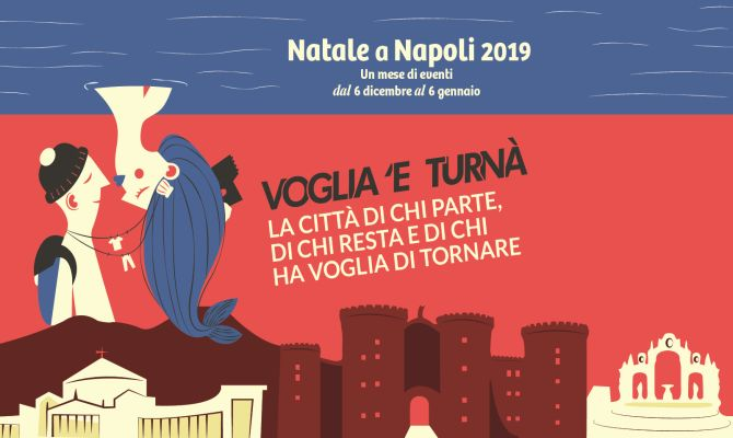 Natale a Napoli 2019