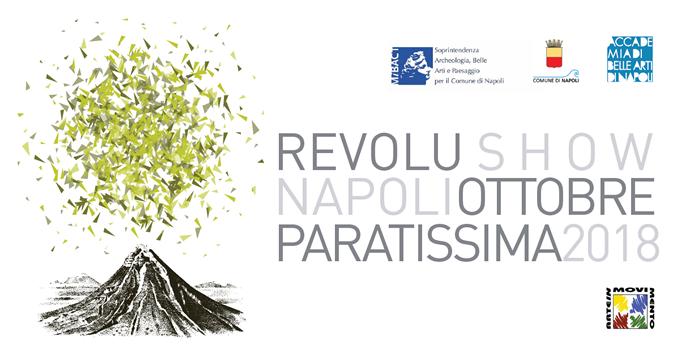 Paratissima Napoli 2018