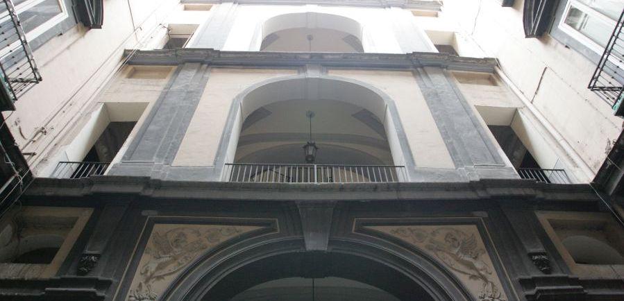 Una foto di Palazzo Cavalcanti