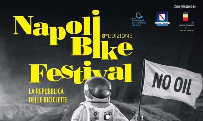 Napoli Bike Festival  - 2 giugno Festa della Repubblica delle bici