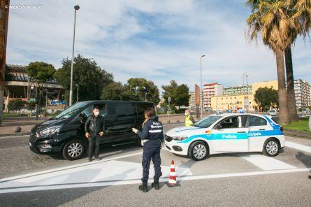 I controlli della Polizia Locale nelle strade