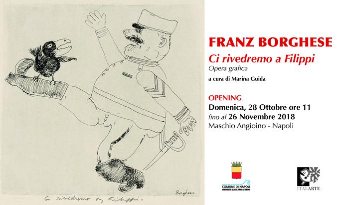 """Franz Borghese """"Ci rivedremo a Filippi"""""""