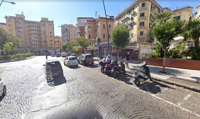 Via Gigante da Google Maps