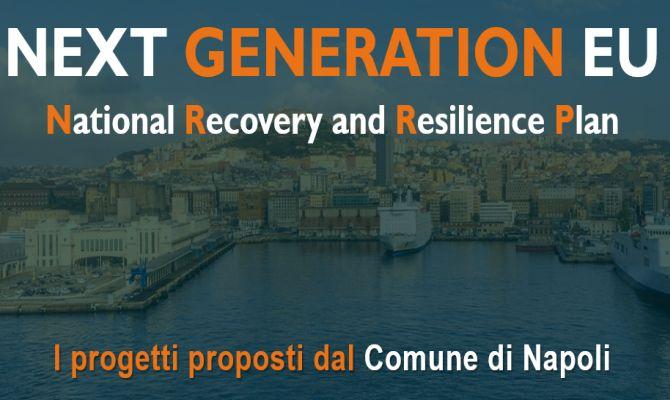 In diretta streaming dal Maschio Angioino le proposte progettuali del Comune di Napoli e della Città Metropolitana per il Recovery Plan