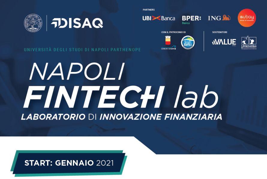 Napoli Fintech Lab - Laboratorio di innovazione finanziaria