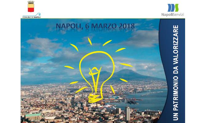 Il Comune di Napoli mette all'asta 13 beni del proprio patrimonio immobiliare