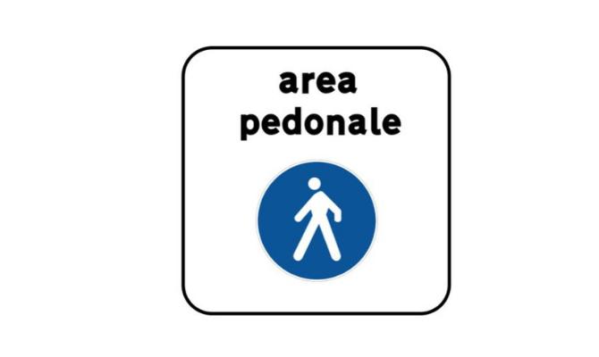 Area pedonale