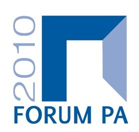 logo ForumPA 2010