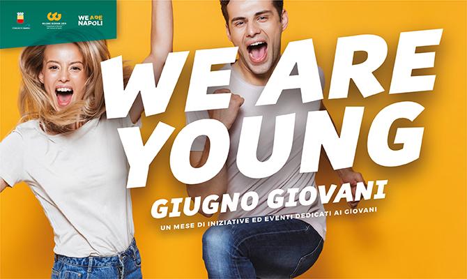 Giugno Giovani 2019: we are young