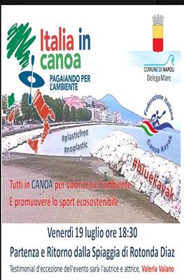 Italia in Canoa - Pagaiando per l'Ambiente