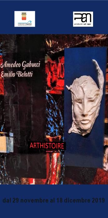 """Amedeo Gabucci in arte deò Emilio Belotti: """"Tratti Somatici"""""""
