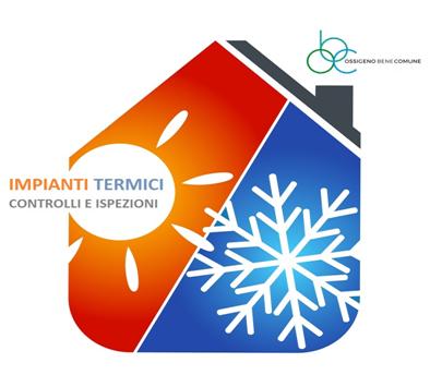logo operazione Impianti termici. Controlli e ispezioni
