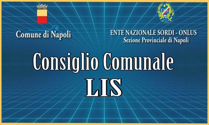 """""""Consiglio comunale LIS"""": da oggi online sul sito del Comune"""