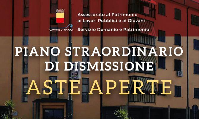 Piano Straordinario di Dismissione del Patrimonio immobiliare del Comune di Napoli