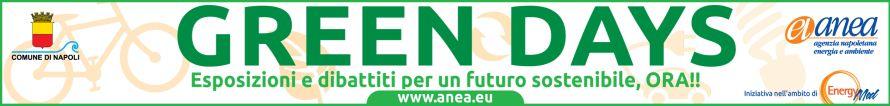 Ecologia e Risparmio Energetico tornano a Napoli con i Green Days