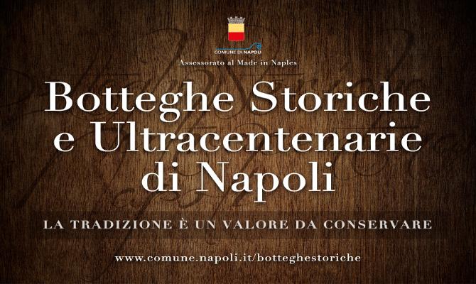 Botteghe storiche e ultracentenarie di Napoli