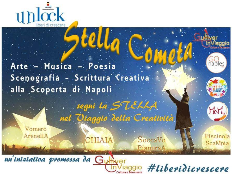 Stella cometa - arte, musica, scenografia