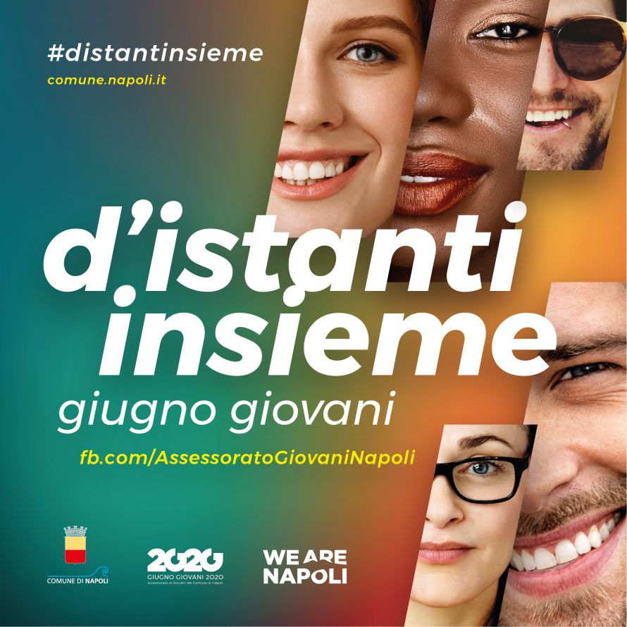 Giugno Giovani 2020 #distantinsieme