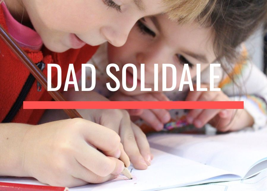 La DAD solidale: crescono le reti