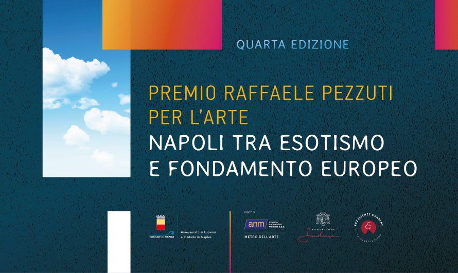 """Premio """"Raffaele Pezzuti per l'Arte"""". IV edizione anno 2020"""