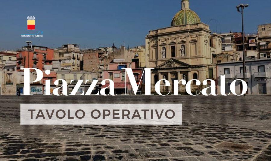 Tavolo operativo Piazza Mercato