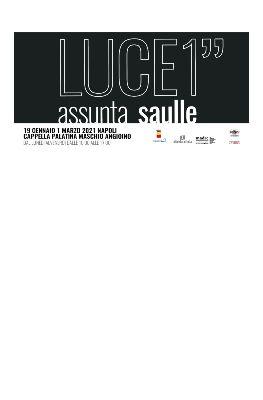 """LUCE 1"" di Assunta Saulle - Mostra d'arte fotografica"