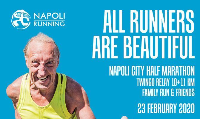Napoli City Half Marathon - 23 febbraio 2020