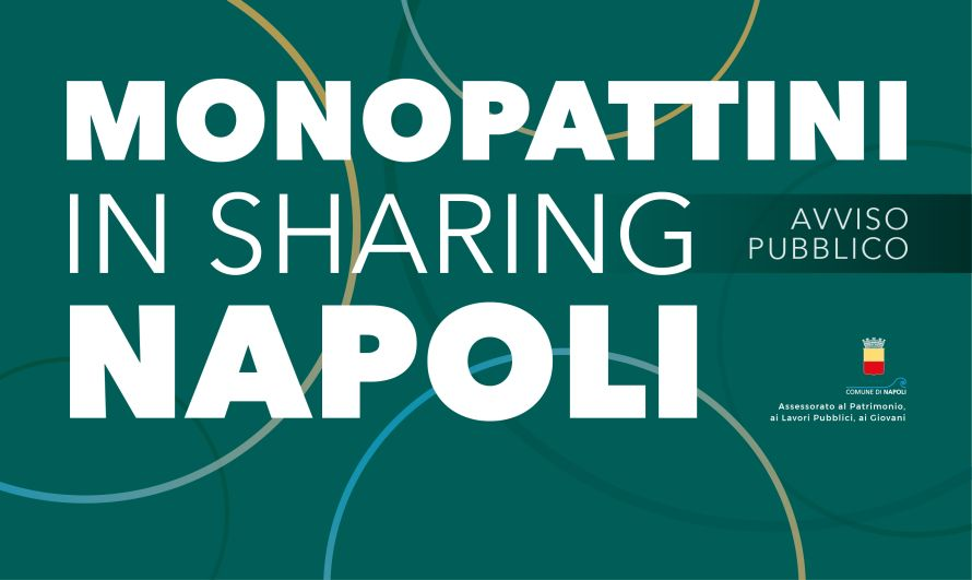 Monopattini in sharing Napoli