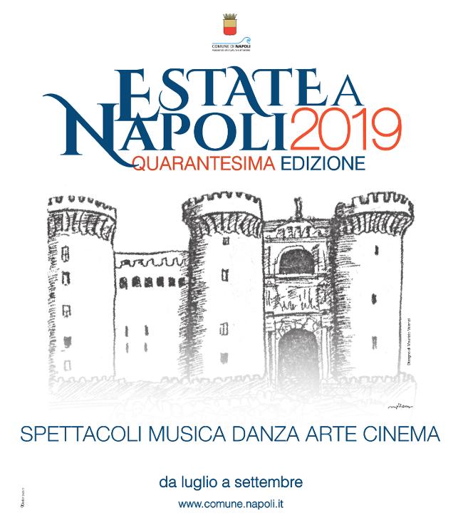manifesto Estate a Napoli