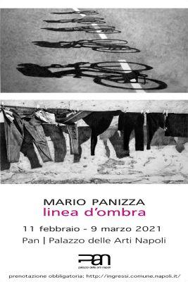 """Mostra di Mario Panizza """"Linea d'ombra"""""""