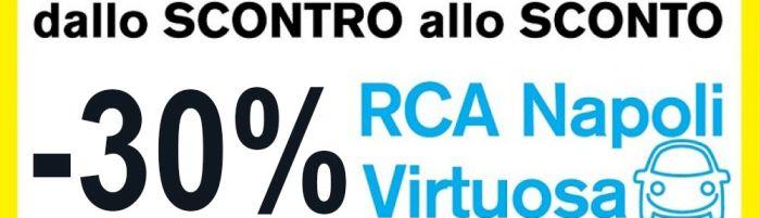"""RCA Napoli virtuosa - Per i cittadini """"virtuosi"""" un'assicurazione conveniente in pochi minuti!"""