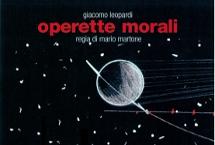 """""""Operette morali"""" di Giacomo Leopardi"""