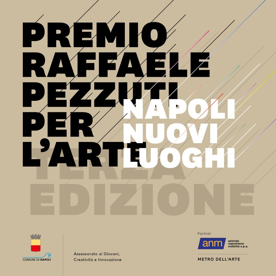 """Premio """"Raffaele Pezzuti per l'Arte"""" - Napoli nuovi luoghi"""