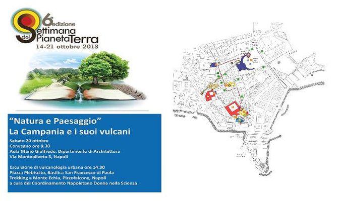 Natura e Paesaggio - La Campania e i suoi Vulcani