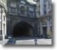 Foto di una strada di Chiaia