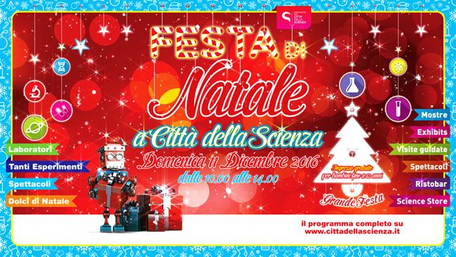 Città della Scienza - Aspettando Natale