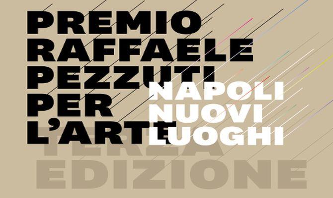 """Bando di concorso """"Premio Raffaele Pezzuti per l'arte"""" III edizione anno 2018"""