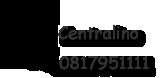 Centralino del Comune: 081-7951111