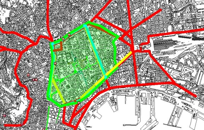 Cartina Ztl Napoli.Comune Di Napoli Cambia L Aria A Napoli La Proposta Per La Mobilita Sostenibile Nel Centro Storico Versione Stampabile