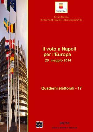 Copertina quaderno elettorale numero 17